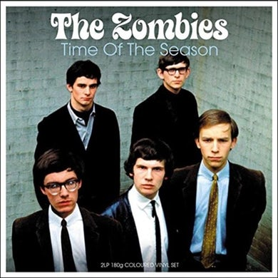 LP - Time Of The Season (Electric Blue Vinyl)