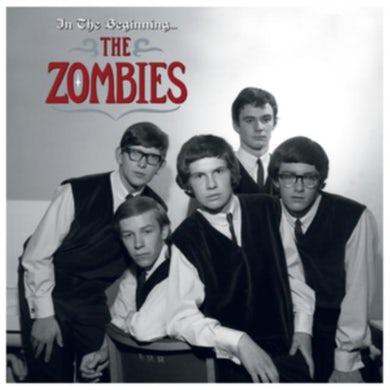 LP - The Zombies: In The Beginning (Coloured Vinyl)