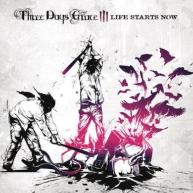 Three Days Grace LP - Life Starts Now (Vinyl)