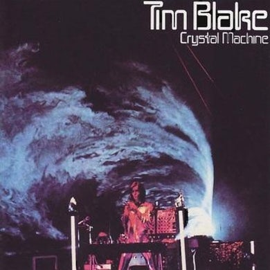 LP - Crystal Machine (Blue Vinyl)