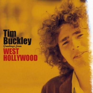 Tim Buckley LP - Greetings From West Hollywood (Vinyl)
