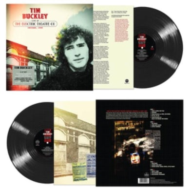 Tim Buckley LP - Live At The Electric Theatre Co. Chicago. 1968 (Vinyl)