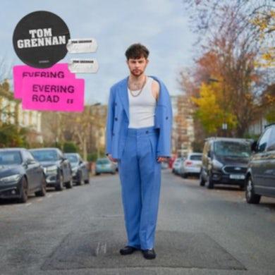 Tom Grennan LP - Evering Road (Blue Vinyl)