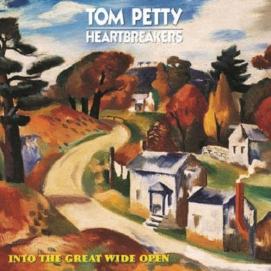 Tom Petty and the Heartbreakers LP - Into The Great Wide (Vinyl)