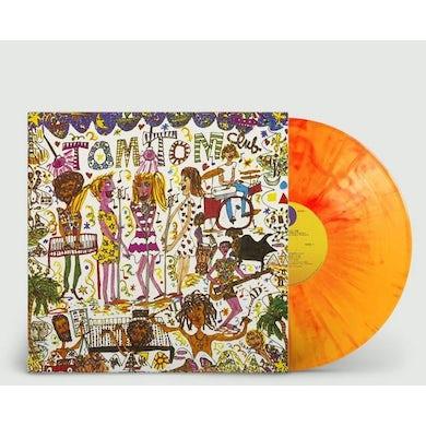 Tom Tom Club LP - Tom Tom Club (Tropical Yellow/Red Vinyl)