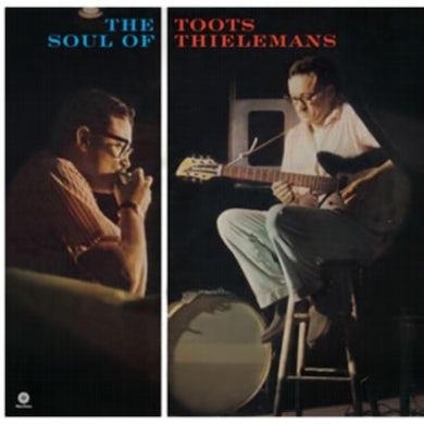 Toots Thielemans LP - The Soul Of Toots Thielemans (Vinyl)