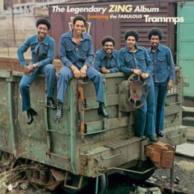 LP - The Legendary Zing Album (Vinyl)
