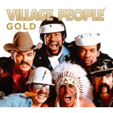 LP - Gold (Coloured Vinyl)