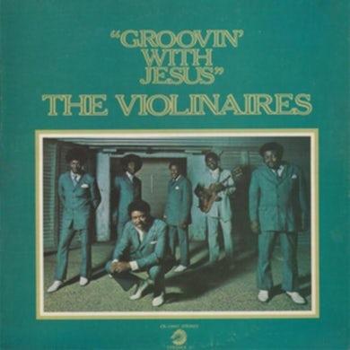 LP - Groovin' With Jesus (Vinyl)