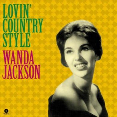 LP - Lovin' Country Style (Vinyl)