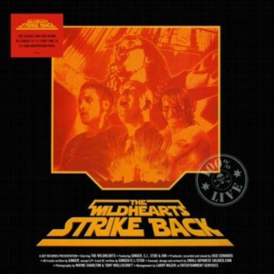 LP - The Wildhearts Strike Back (Vinyl)