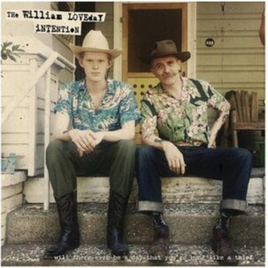 LP - Will There Ever Be A Day That You're Hung Like A Thief? (Vinyl)