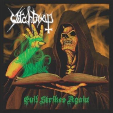 LP - Evil Strikes Again (Vinyl)