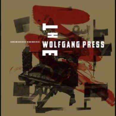 Wolfgang Press LP - Unremembered. Remembered (Vinyl)