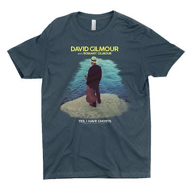 David Gilmour T-Shirt | Yes, I Have Ghosts With Romany Gilmour David Gilmour Shirt