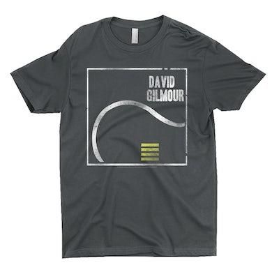 T-Shirt   David Gilmour Art Distressed Logo David Gilmour Shirt