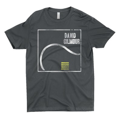 David Gilmour T-Shirt | David Gilmour Design Distressed David Gilmour Shirt