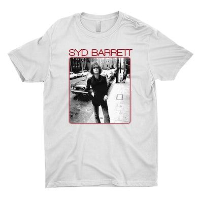 Syd Barrett T-Shirt | Syd On The Street Syd Barrett Shirt