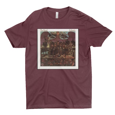 The Band T-Shirt | Cahoots Album Cover The Band Shirt