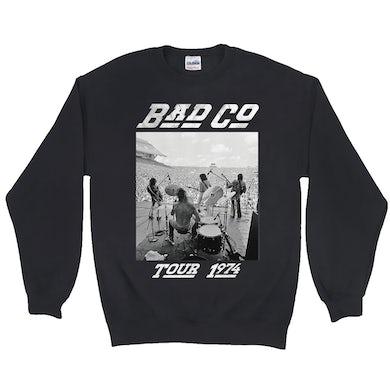 Bad Company Sweatshirt   2014 On Stage Tour Bad Company Sweatshirt