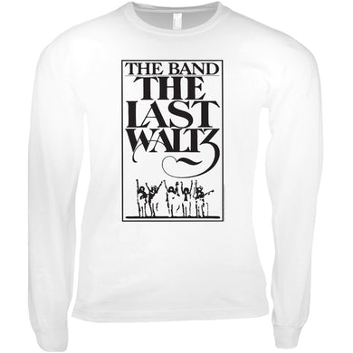 The Band Long Sleeve Shirt | The Last Waltz Concert The Band Shirt
