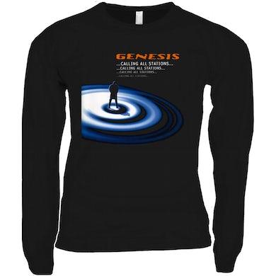 Genesis Long Sleeve Shirt | Calling All Stations Album Cover Genesis Shirt