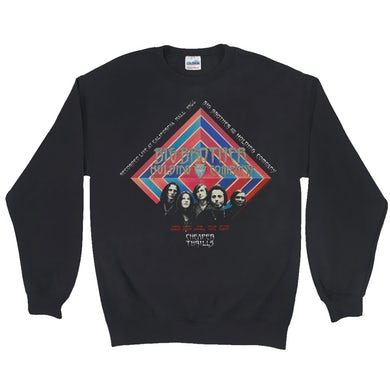 Big Brother And The Holding Company Big Brother and The Holding Co. Sweatshirt | Cheaper Thrills Album Cover Big Brother and The Holding Co. Sweatshirt