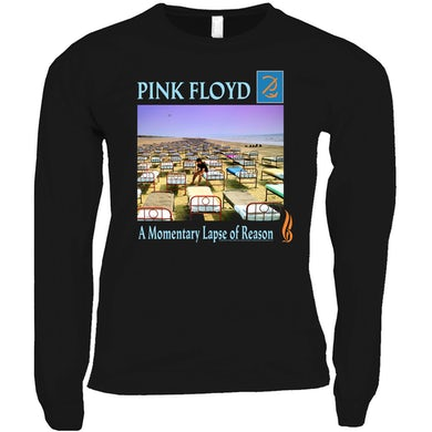 Pink Floyd Long Sleeve Shirt | A Momentary Lapse Of Reason Album Cover Pink Floyd Shirt