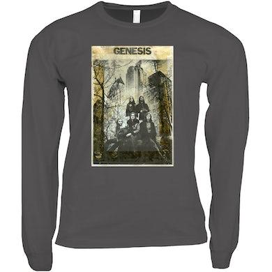 Genesis Long Sleeve Shirt | Genesis In NYC Photo Distressed Genesis Shirt
