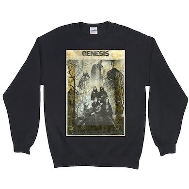Genesis Sweatshirt | Genesis In NYC Photo Distressed Genesis Sweatshirt