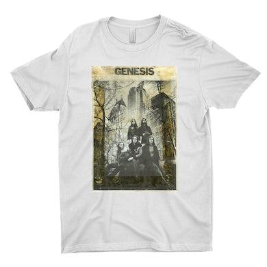 Genesis T-Shirt | Genesis In NYC Photo Distressed Genesis Shirt