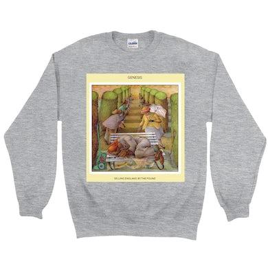 Genesis Sweatshirt | Selling England By The Pound Album Cover Genesis Sweatshirt
