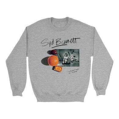 Syd Barrett Sweatshirt | The Madcap Laughs And Barrett Photo Syd Barrett Sweatshirt (Merchbar Exclusive)