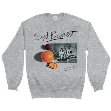 Syd Barrett Sweatshirt | The Madcap Laughs And Barrett Photo Syd Barrett Sweatshirt
