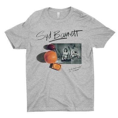Syd Barrett T-Shirt | The Madcap Laughs And Barrett Photo Syd Barrett Shirt (Merchbar Exclusive)