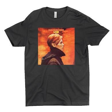 David Bowie T-Shirt | Low Album Cover David Bowie Shirt