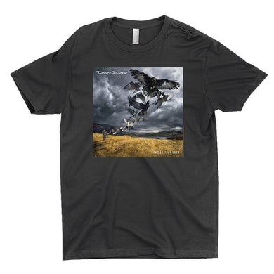 David Gilmour T-Shirt | Rattle That Lock Album Cover David Gilmour Shirt