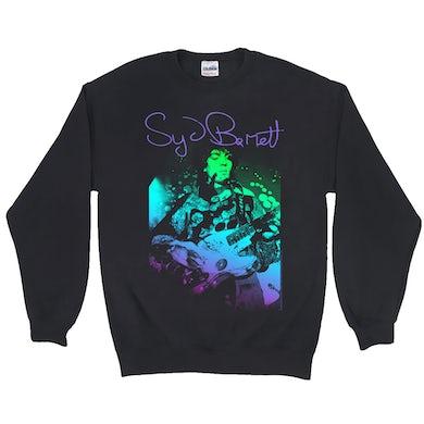Syd Barrett Sweatshirt | Syd Psychedelic Design Syd Barrett Sweatshirt