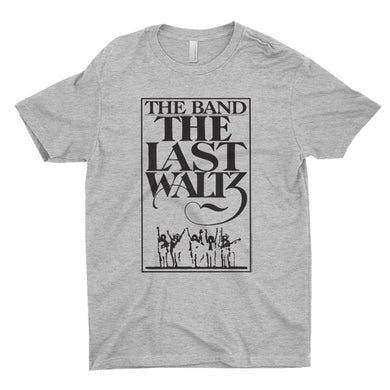 T-Shirt | The Last Waltz Concert The Band Shirt