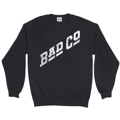 Bad Company Sweatshirt   Bad Company Logo Design Bad Company Sweatshirt
