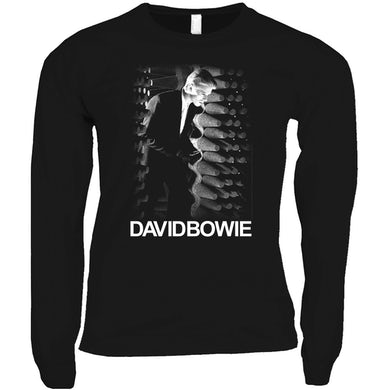 David Bowie Long Sleeve Shirt | The Man Who Fell To Earth Image David Bowie Shirt