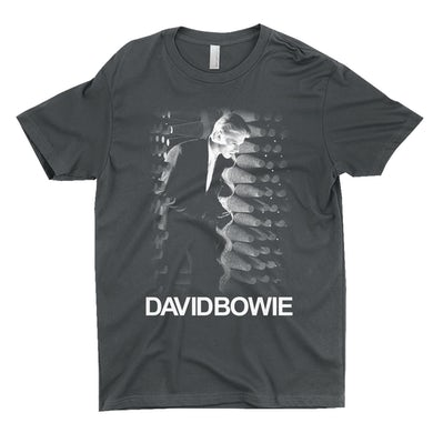 David Bowie T-Shirt | The Man Who Fell To Earth Image David Bowie Shirt