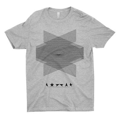 David Bowie T-Shirt | Blackstar Album Design David Bowie Shirt