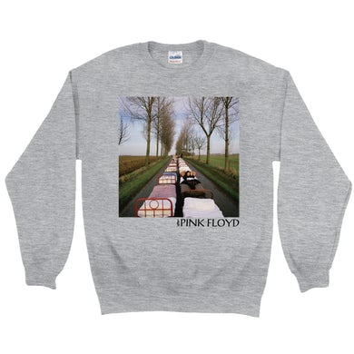 Pink Floyd Sweatshirt | A Momentary Lapse Of Reason Road Of Beds Pink Floyd Sweatshirt