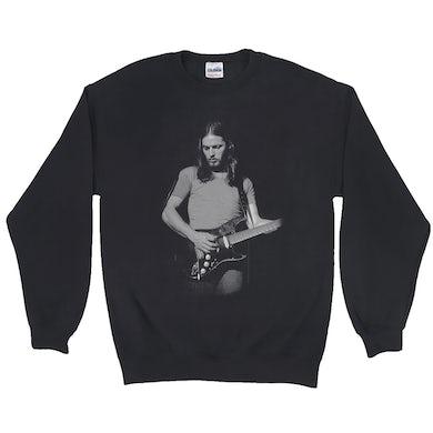 Young Playing Guitar Sweatshirt