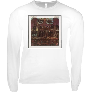 The Band Long Sleeve Shirt | Cahoots Album Cover The Band Shirt