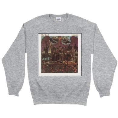 Sweatshirt | Cahoots Album Cover The Band Sweatshirt