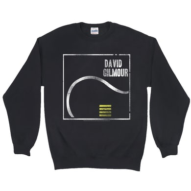 David Gilmour Sweatshirt | David Gilmour Design Distressed David Gilmour Sweatshirt