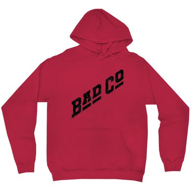 Bad Company Hoodie   Bad Co. Logo Bad Company Hoodie