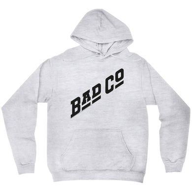 Bad Company Hoodie   Classic Bad Company Logo Black Bad Company Hoodie